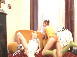 two tiny russian gals erotica