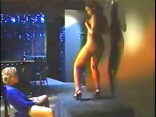 exotic tramp starts with a dance then goes down