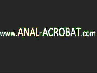 extraordinary brutal anal vibrating
